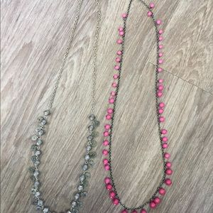2 Necklaces by EXPRESS